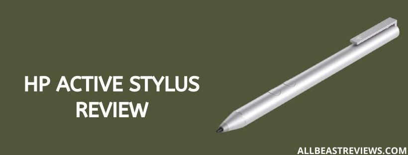 Hp Active Stylus Review