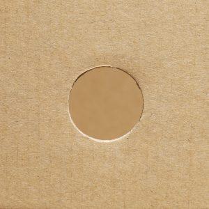 Make a Hole in The Cardboard Box