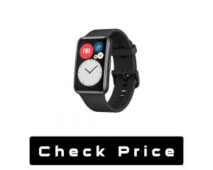 HUAWEI Fit Watch Bluetooth Smartwatch