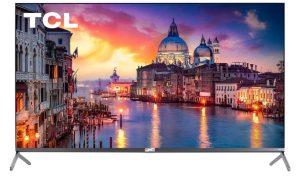 TCL Class 6 Series 4K Roku Smart TV