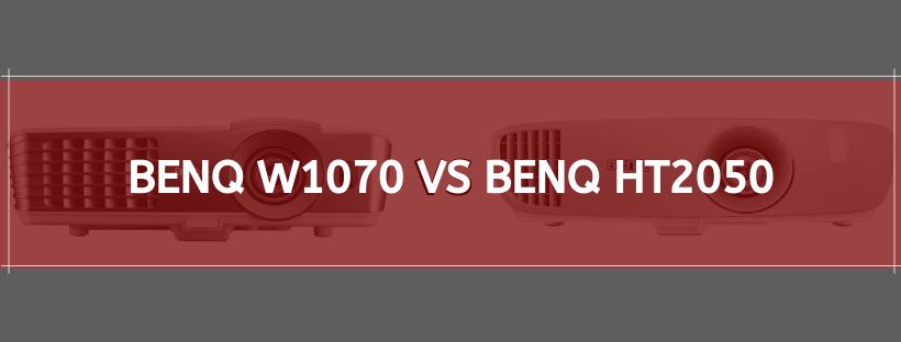 Benq W1070 Vs Ht2050