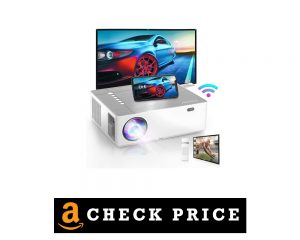 Bomaker Upgraded Gaming Projector