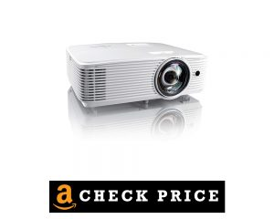 Optoma EH4 412 ST Short HDR Professional Projector