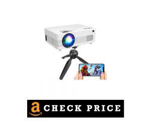 QKK Wifi Projector 5500 Lumens