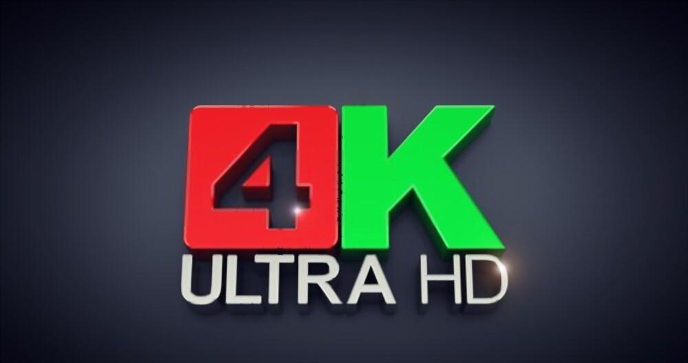The 4K projectors