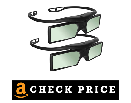 Sintron 2x 3D RF Glasses
