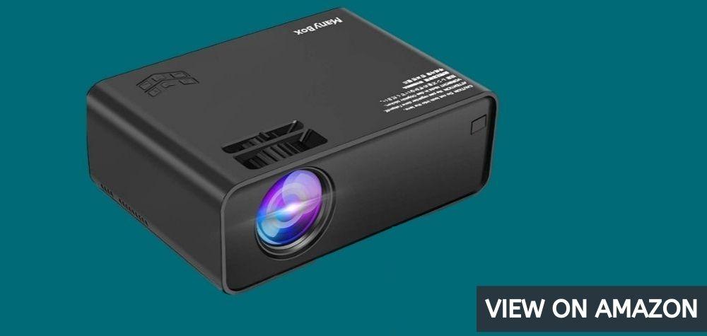 Manybox Mini Projector