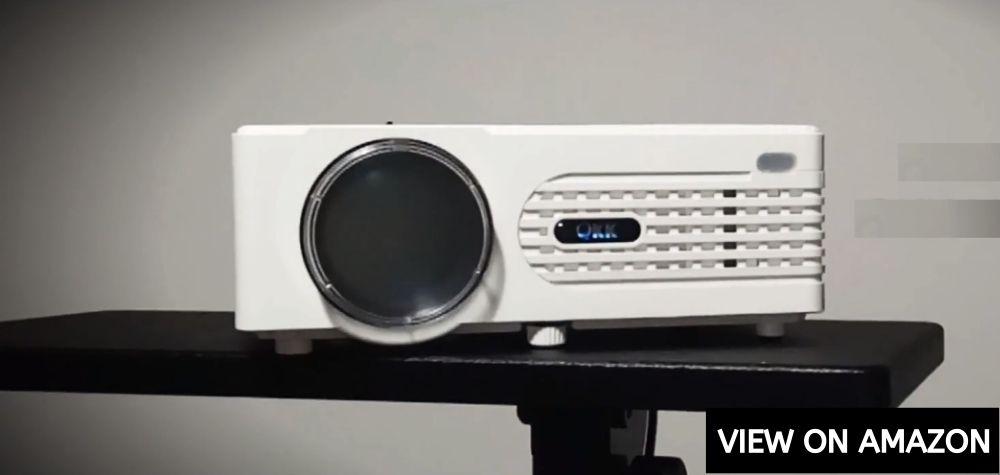 QKK Portable Mini Projector